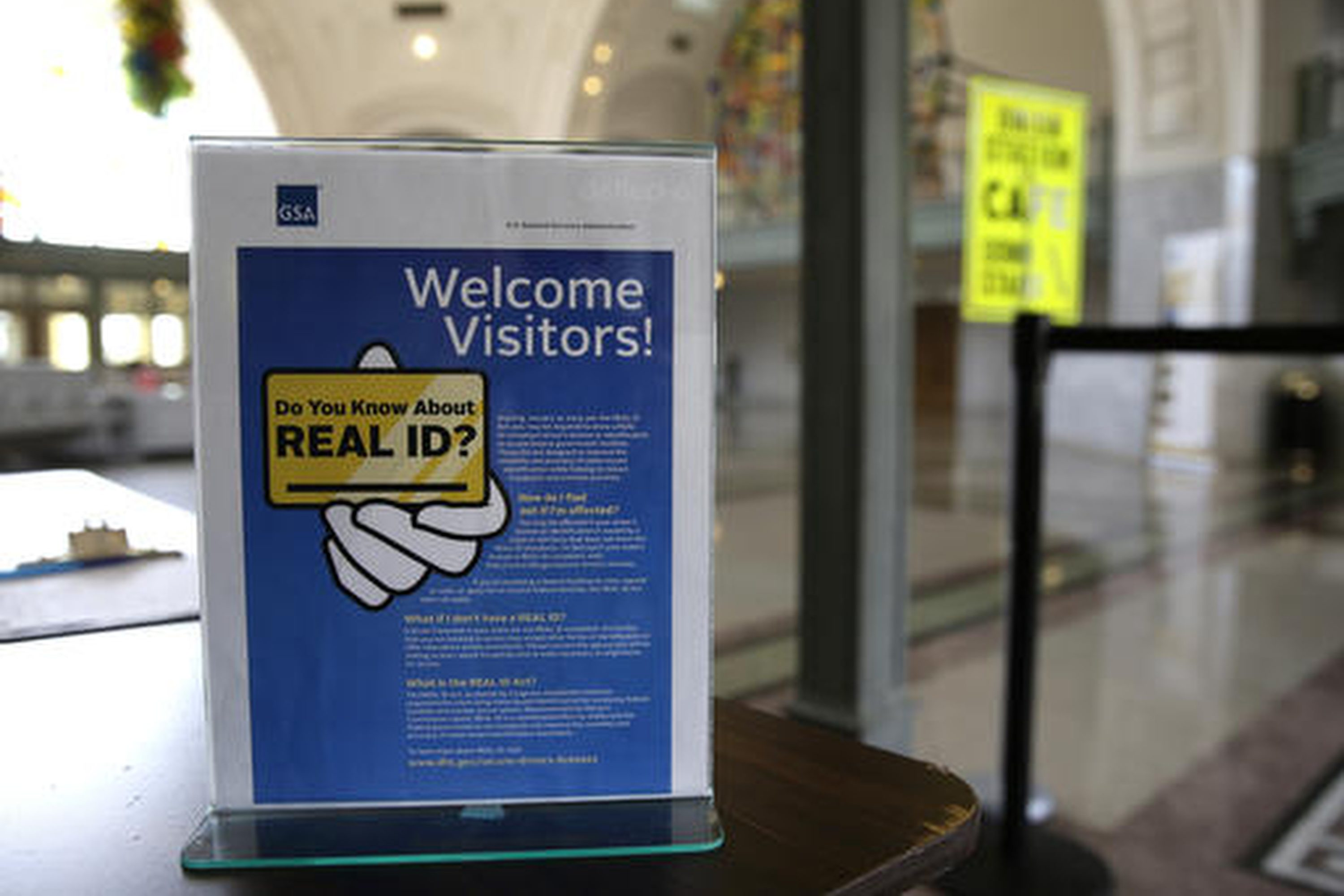 New Jersey plans to start offering REAL ID-compliant