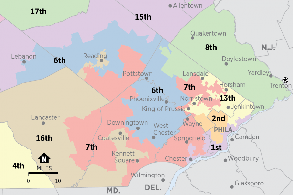 Picture of: Why Pa S Gerrymandered Map Went Too Far Acccording To State Supreme Court