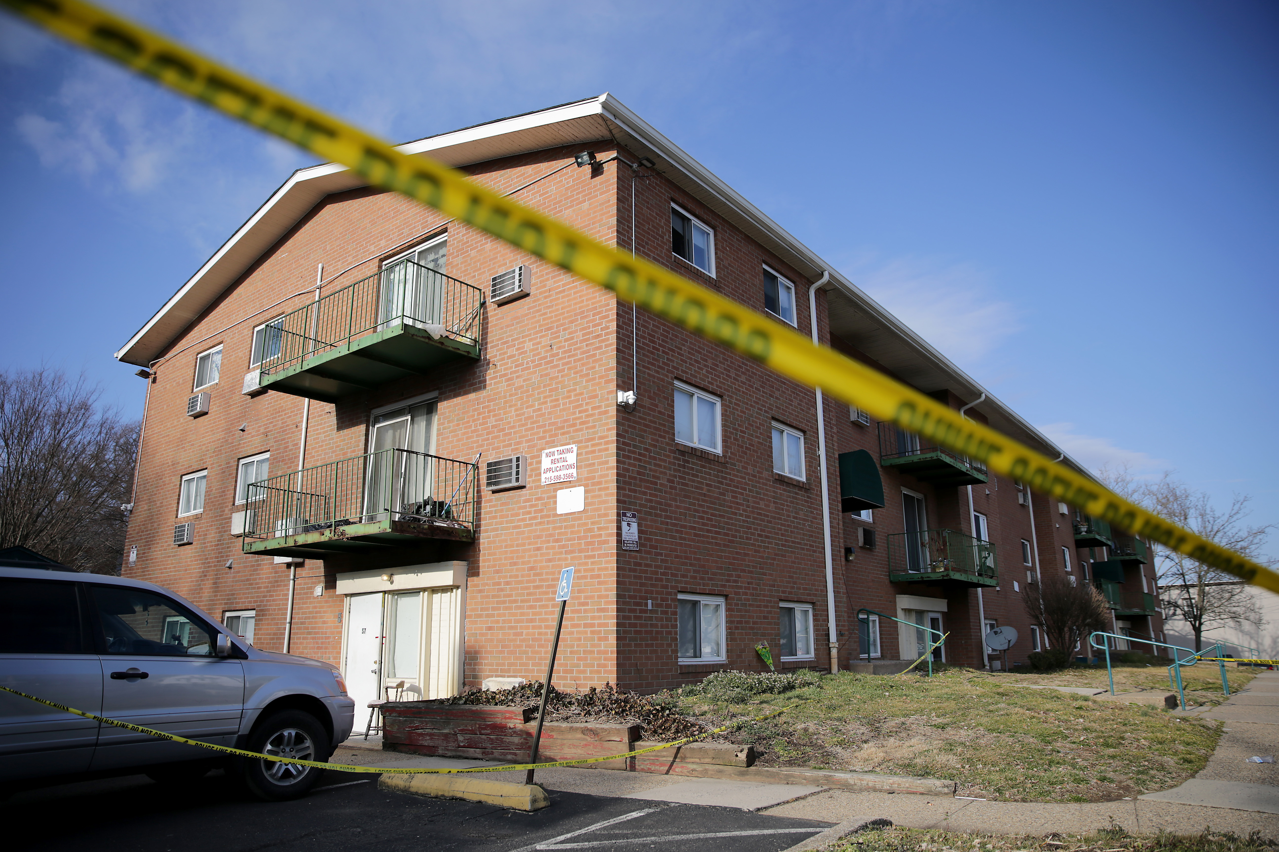 Inside a cramped Bucks County apartment, 5 family members