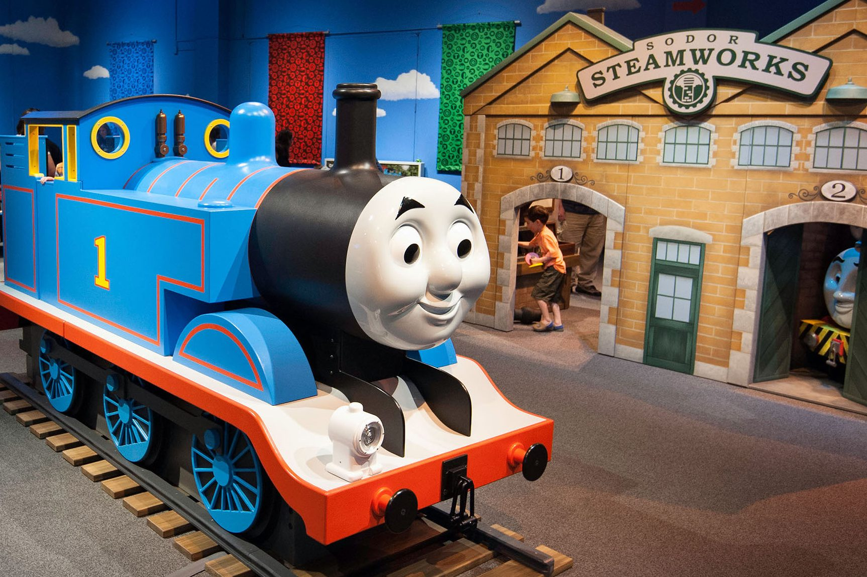where to take your kids in philadelphia this fall, from thomas the