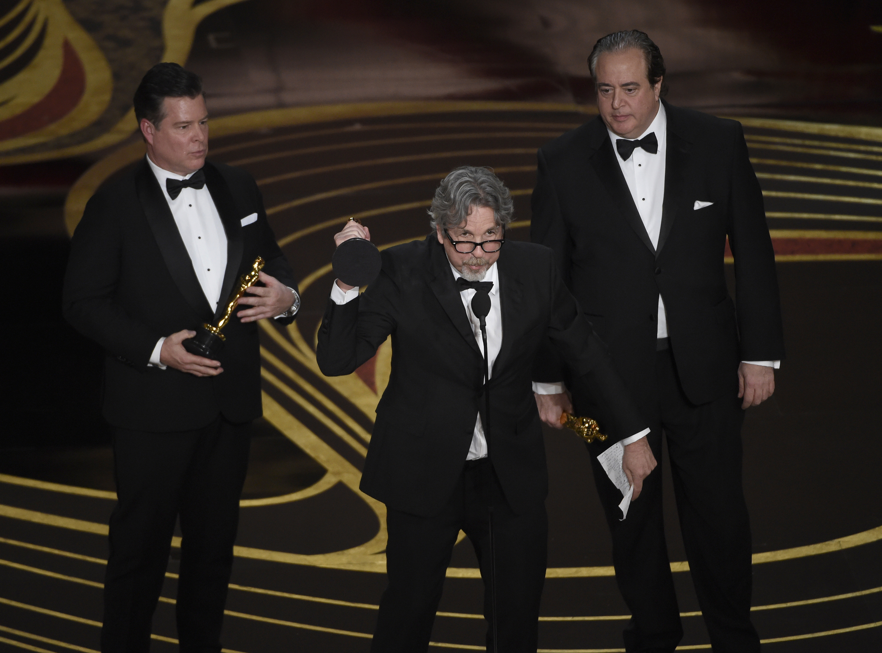 c09af4862c7c Oscars 2019: 'Green Book' wins best picture at the 91st Annual Academy  Awards