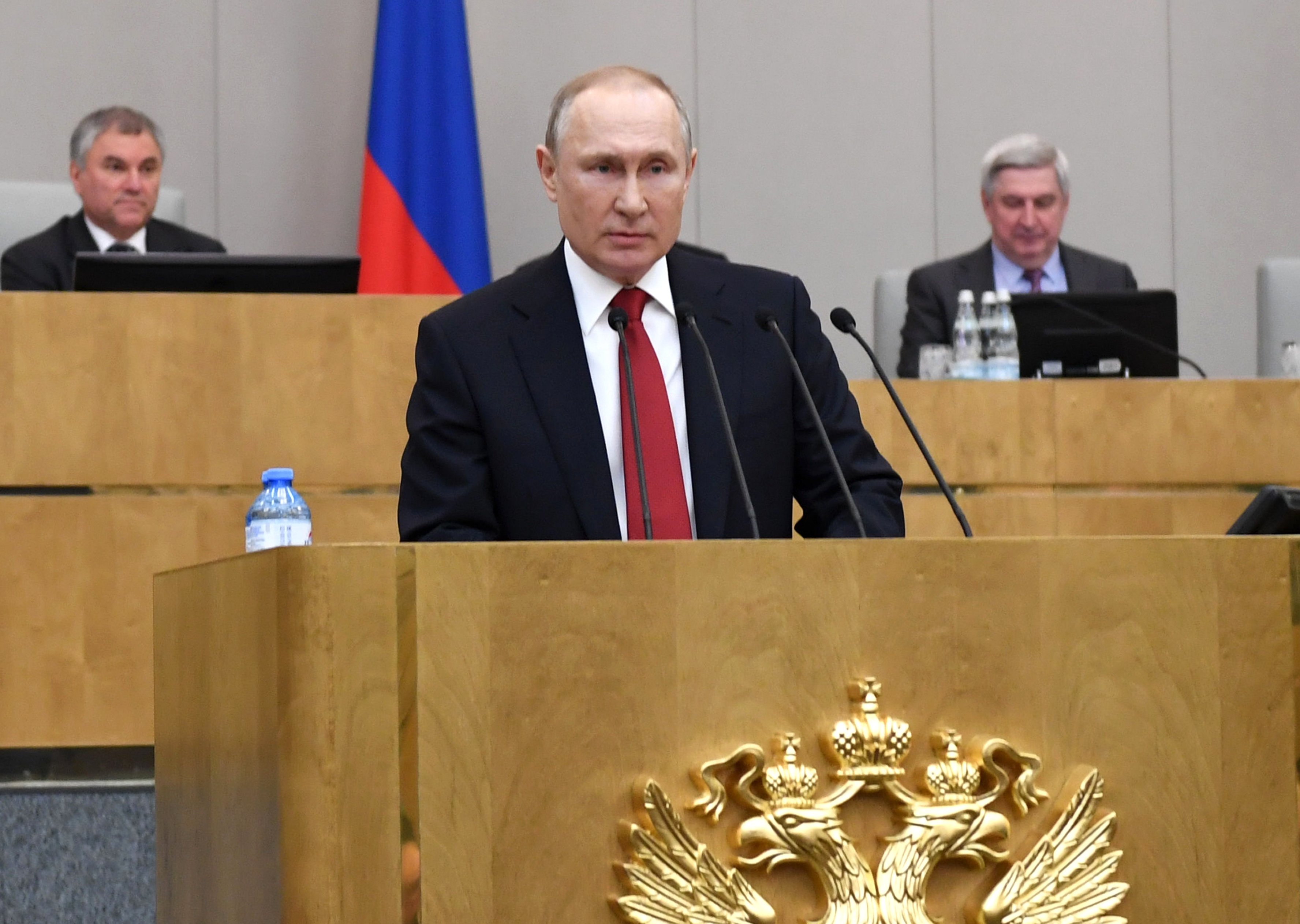 Vladimir Putin Just Made Himself President For Life The World Should Watch Out Trudy Rubin