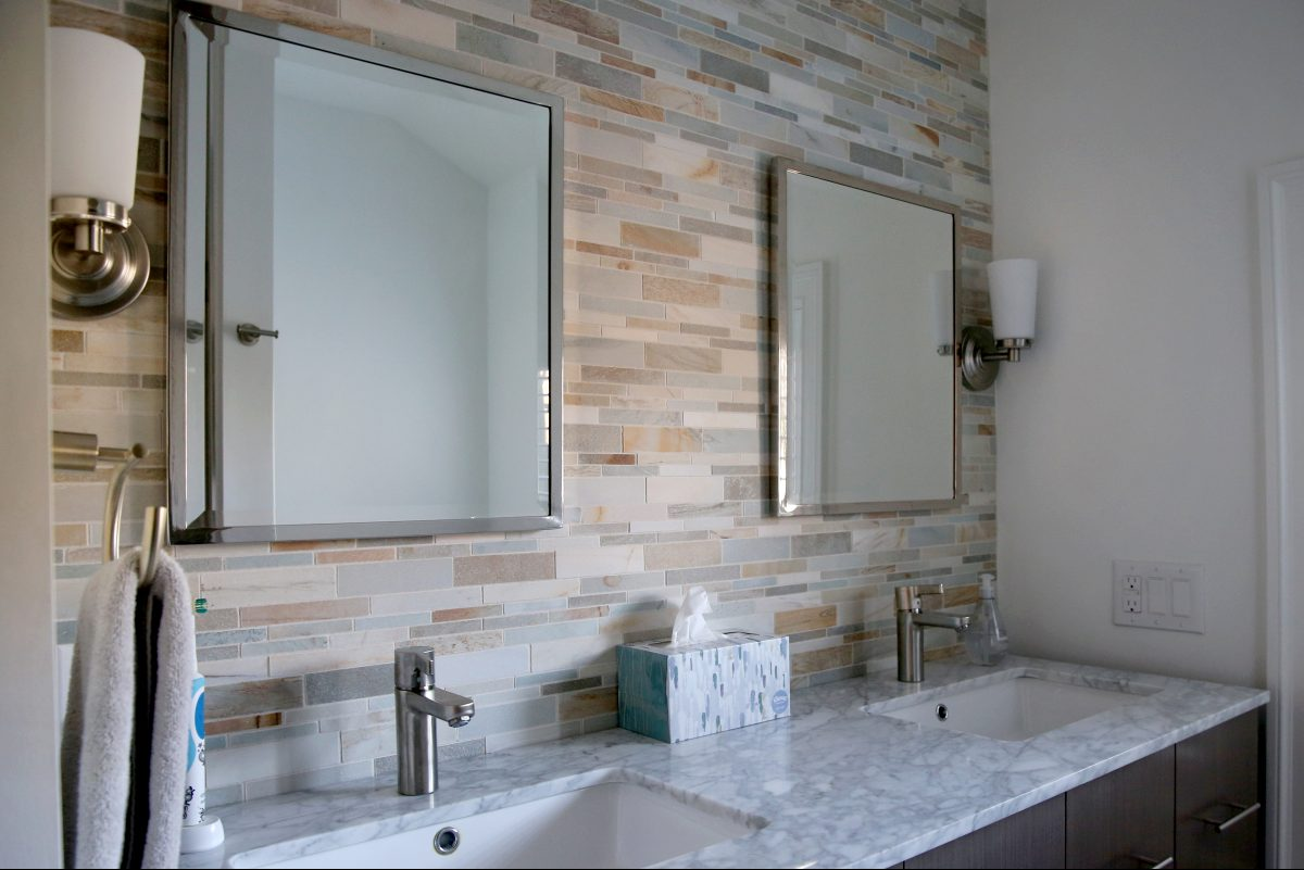 - How Kitchen Backsplashes And Bathroom Tile Can Make An Artistic