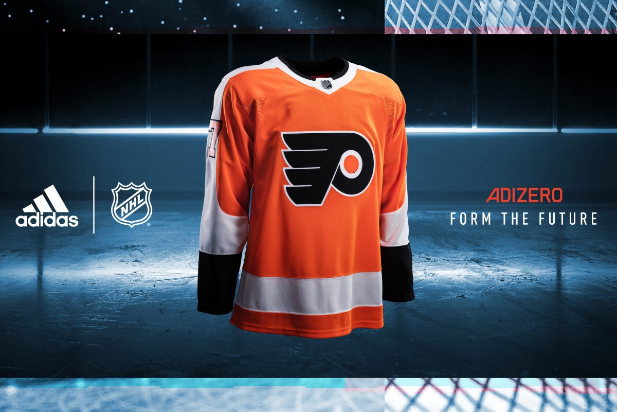 e51e972522 Flyers unveil new jersey for 2017-18 season
