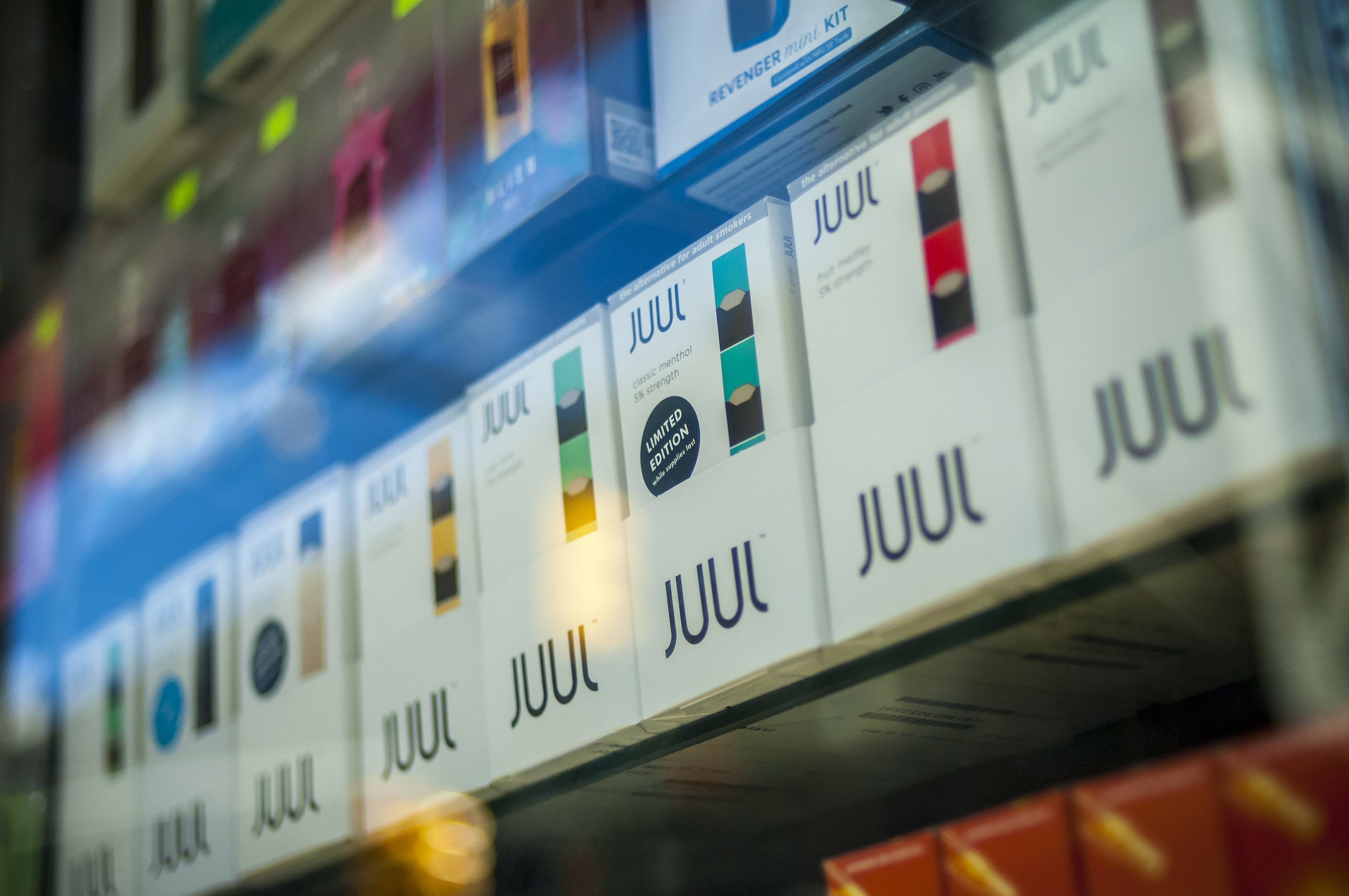 Juul founders aimed for big tech glory and got Big Tobacco
