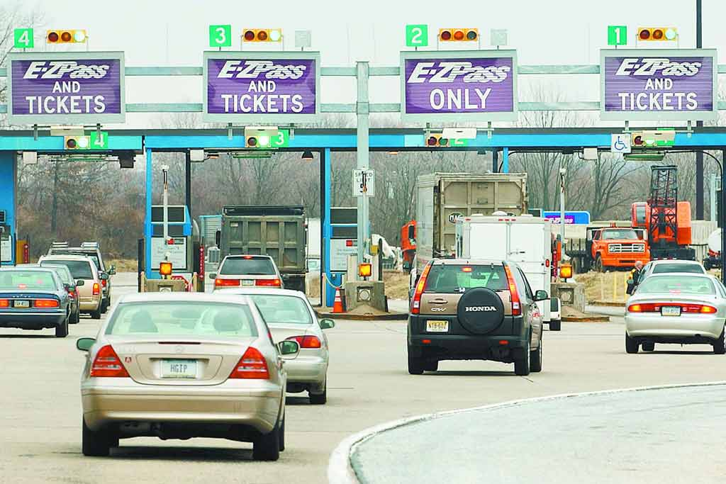 Driver's Seat: Waving goodbye to E-ZPass headaches