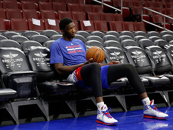 Embiid last scan raised red flag hinkie says jpg 600x450 Joel embiid shoes  adidas 3fb39bff2