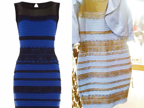 Why The Dress Is Blue But White To You