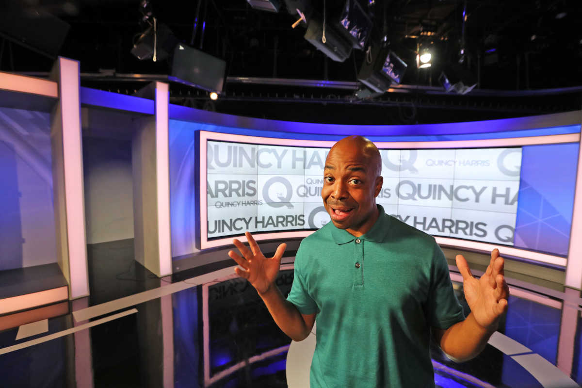 Fox 29 bets on Quincy Harris to jumpstart daytime lineup