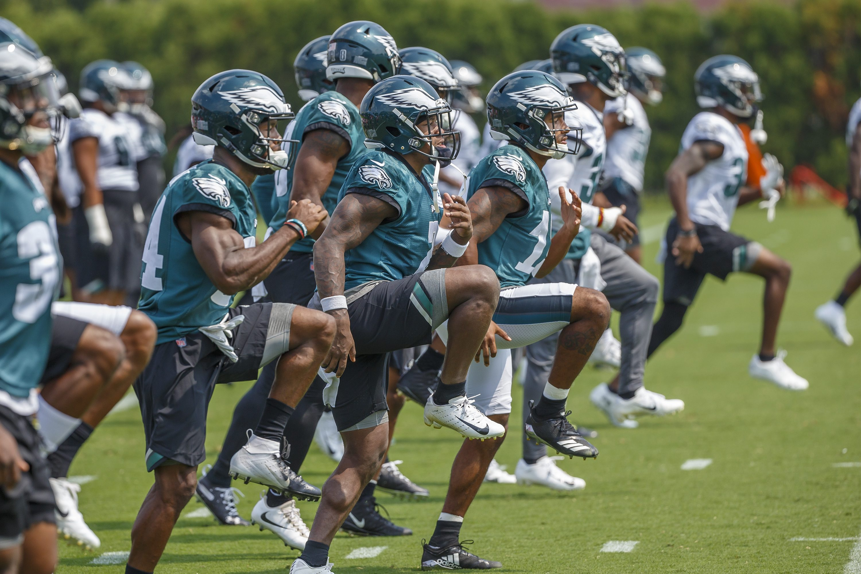 Eagles 2018 roster  Breaking down the depth chart 0882eb6fd