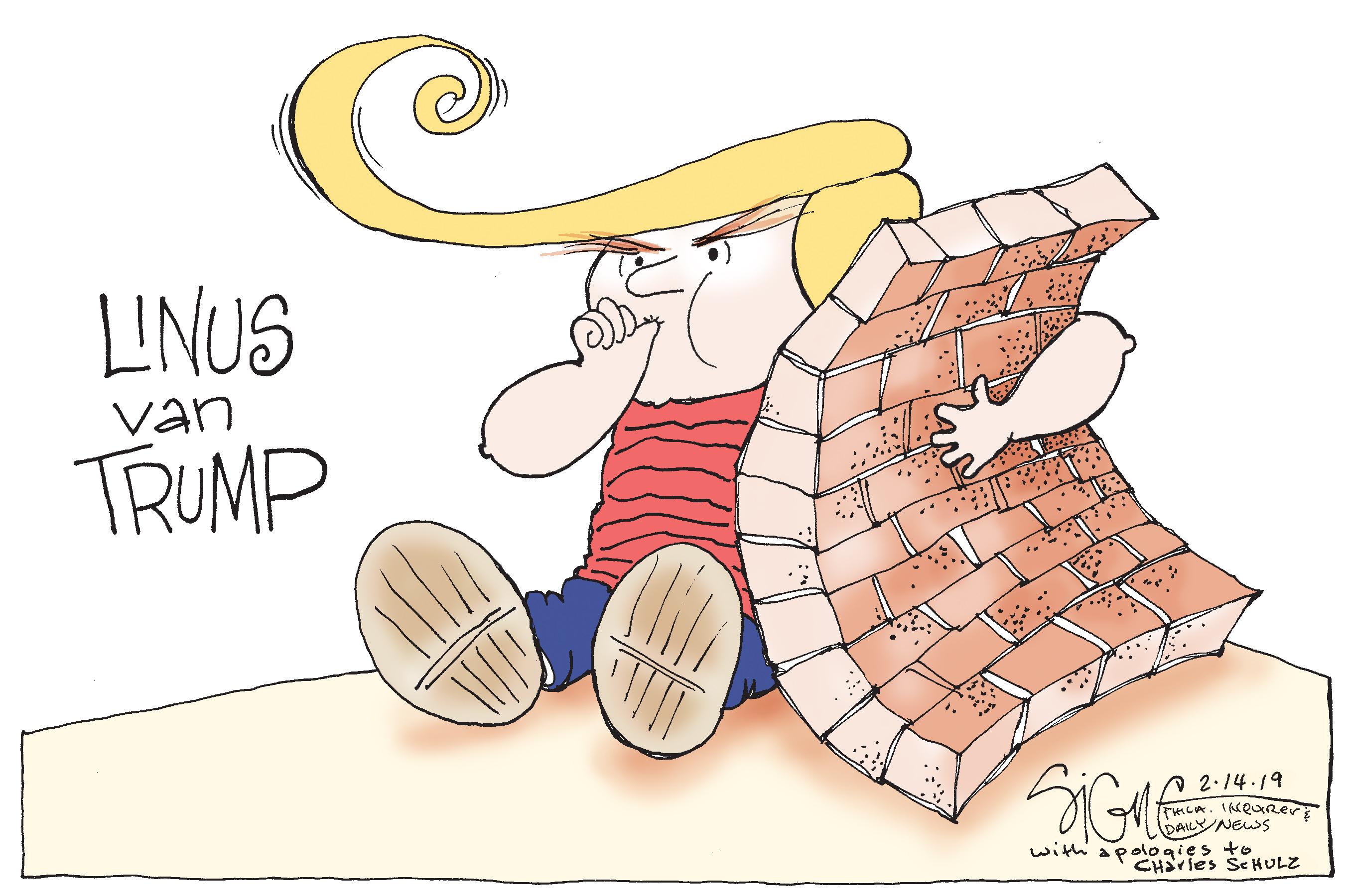 Linus van Trump