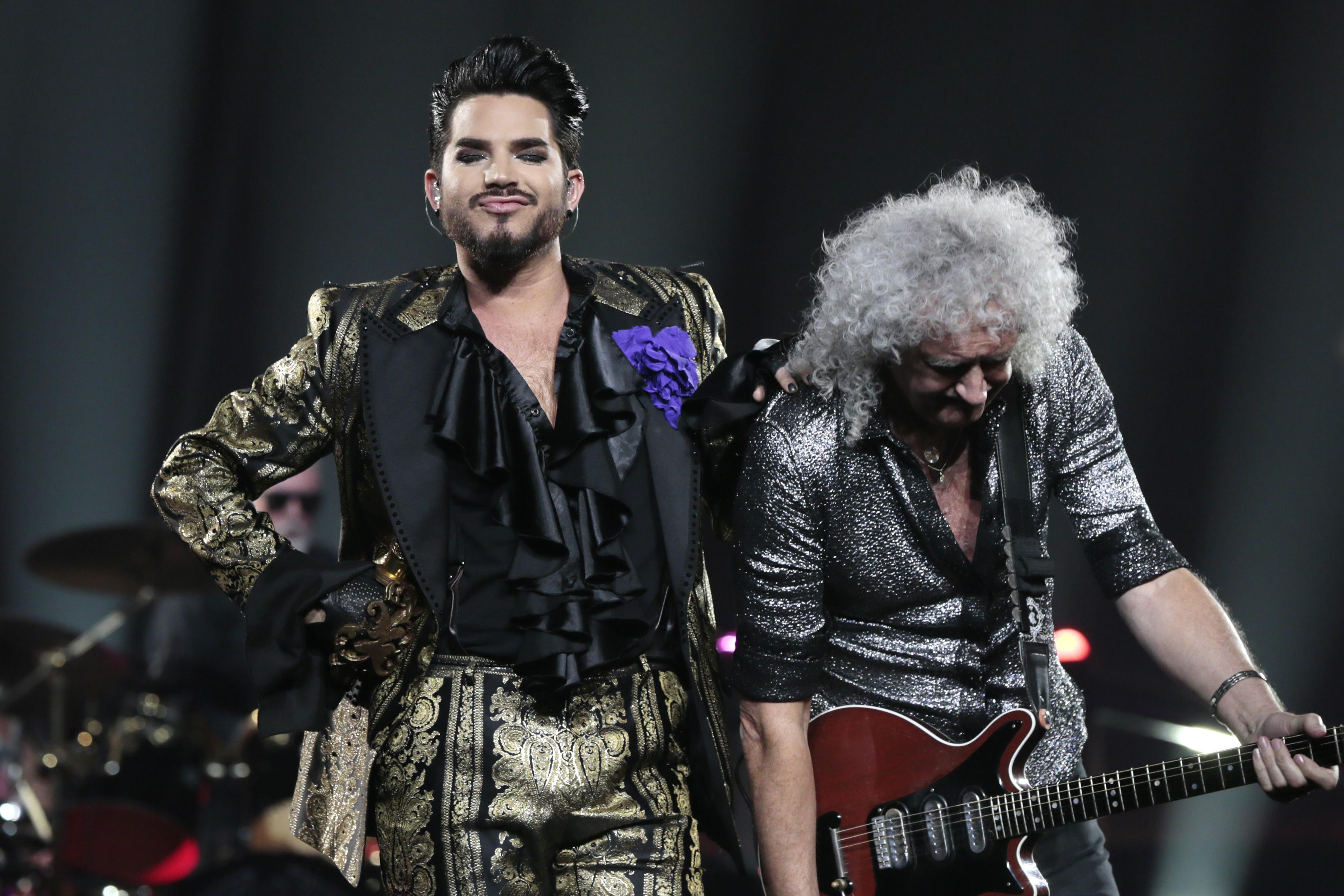 Queen's second reign continues with Adam Lambert at the Wells Fargo