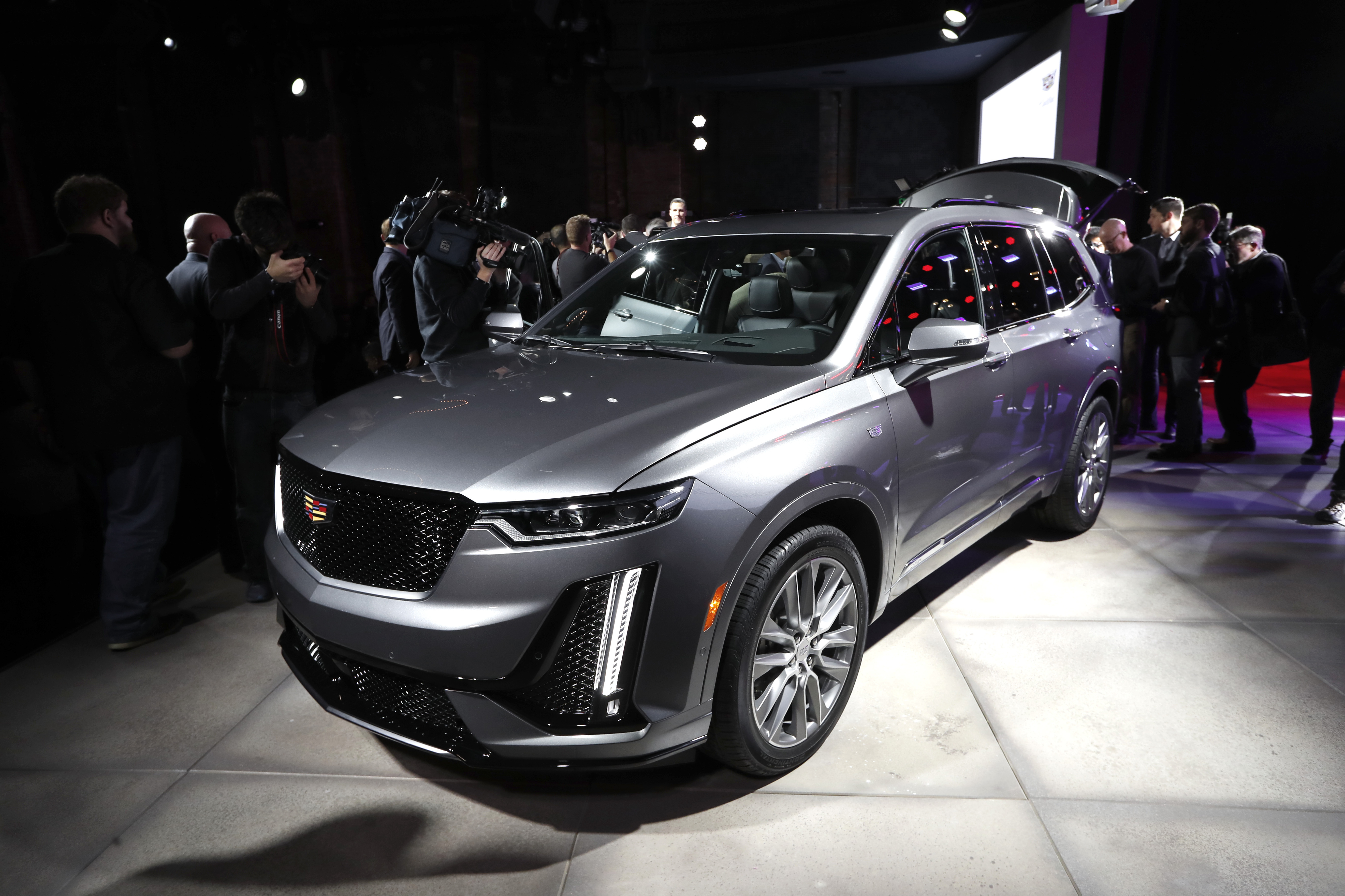 Philly Auto Show 2020.Ford And Cadillac Suvs Toyota Sports Car Star At Auto Show