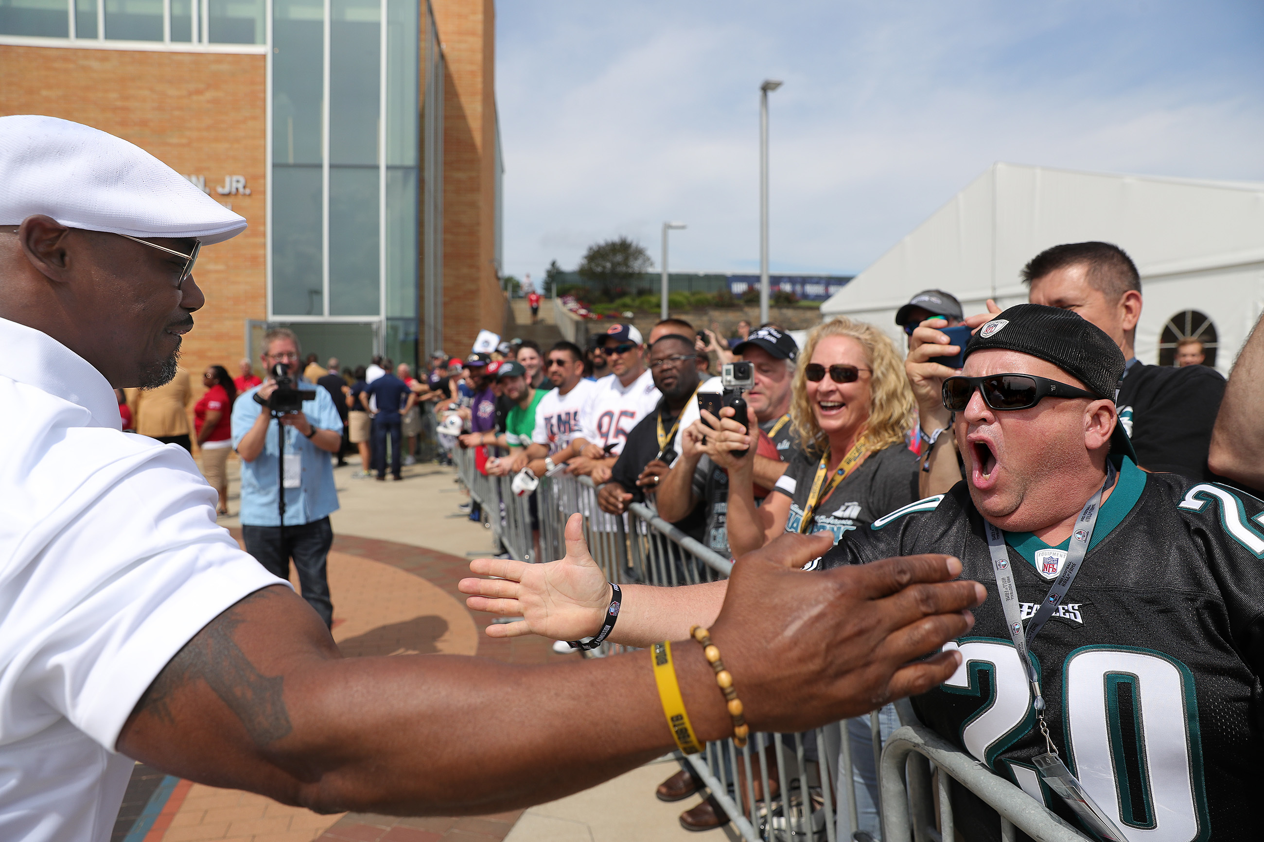 a6082c98288 Hall of Fame-bound Brian Dawkins to Eagles fans  This one s for you