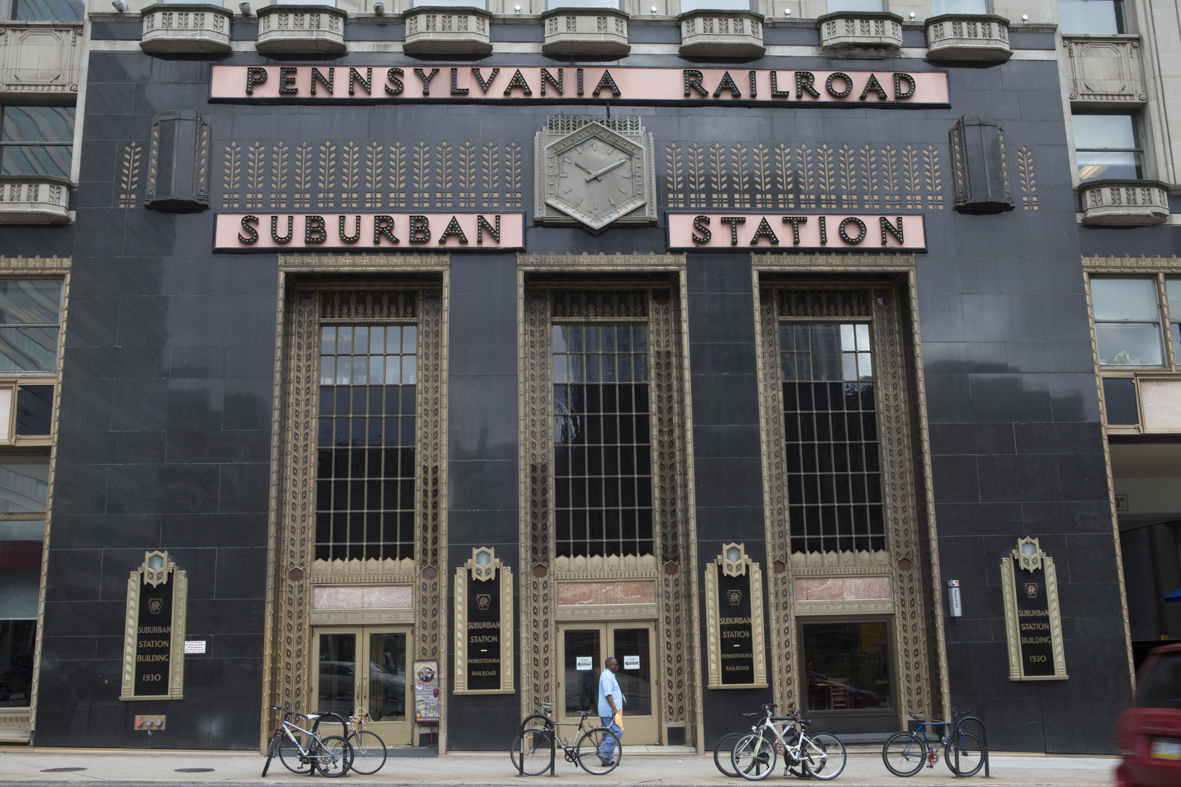 Why Philadelphia\'s Suburban Station is in the heart of the city