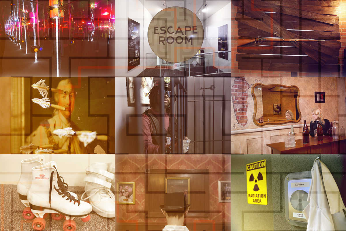 Philadelphia S Escape Rooms Rated