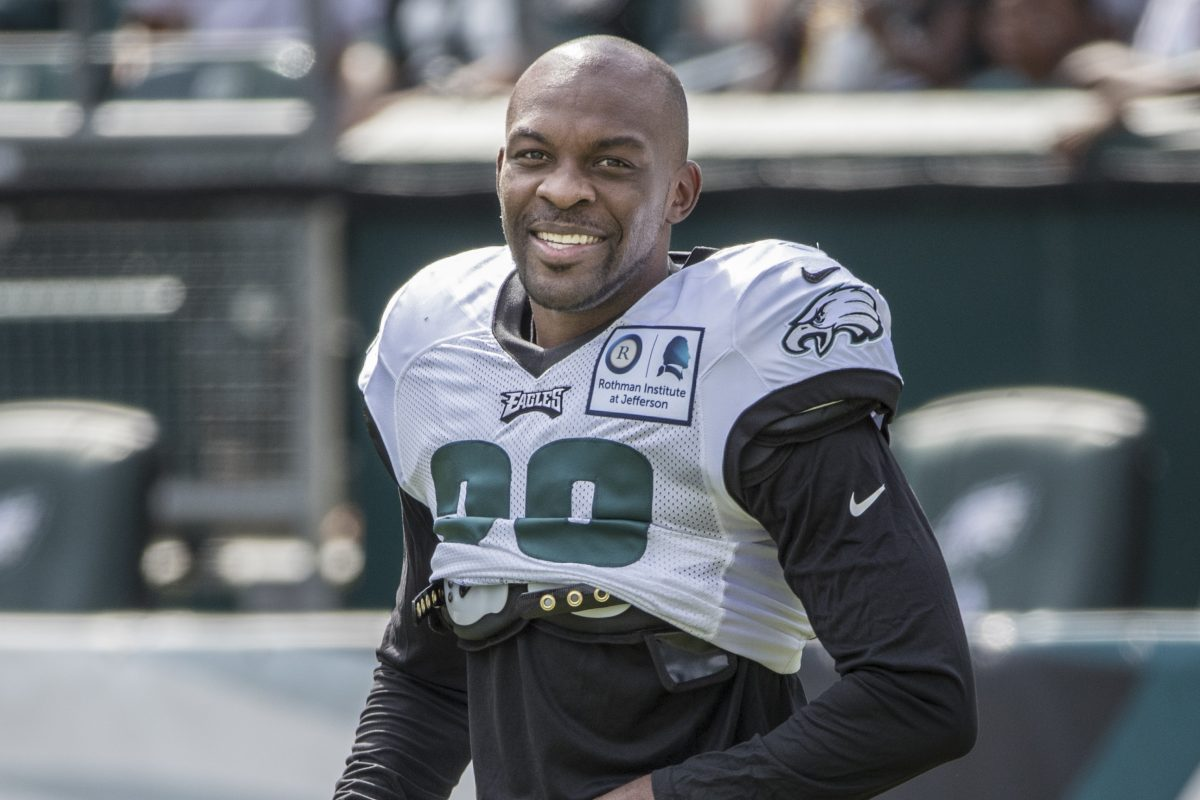 New Eagle Corey Graham likely to make 'guest appearances' at corner
