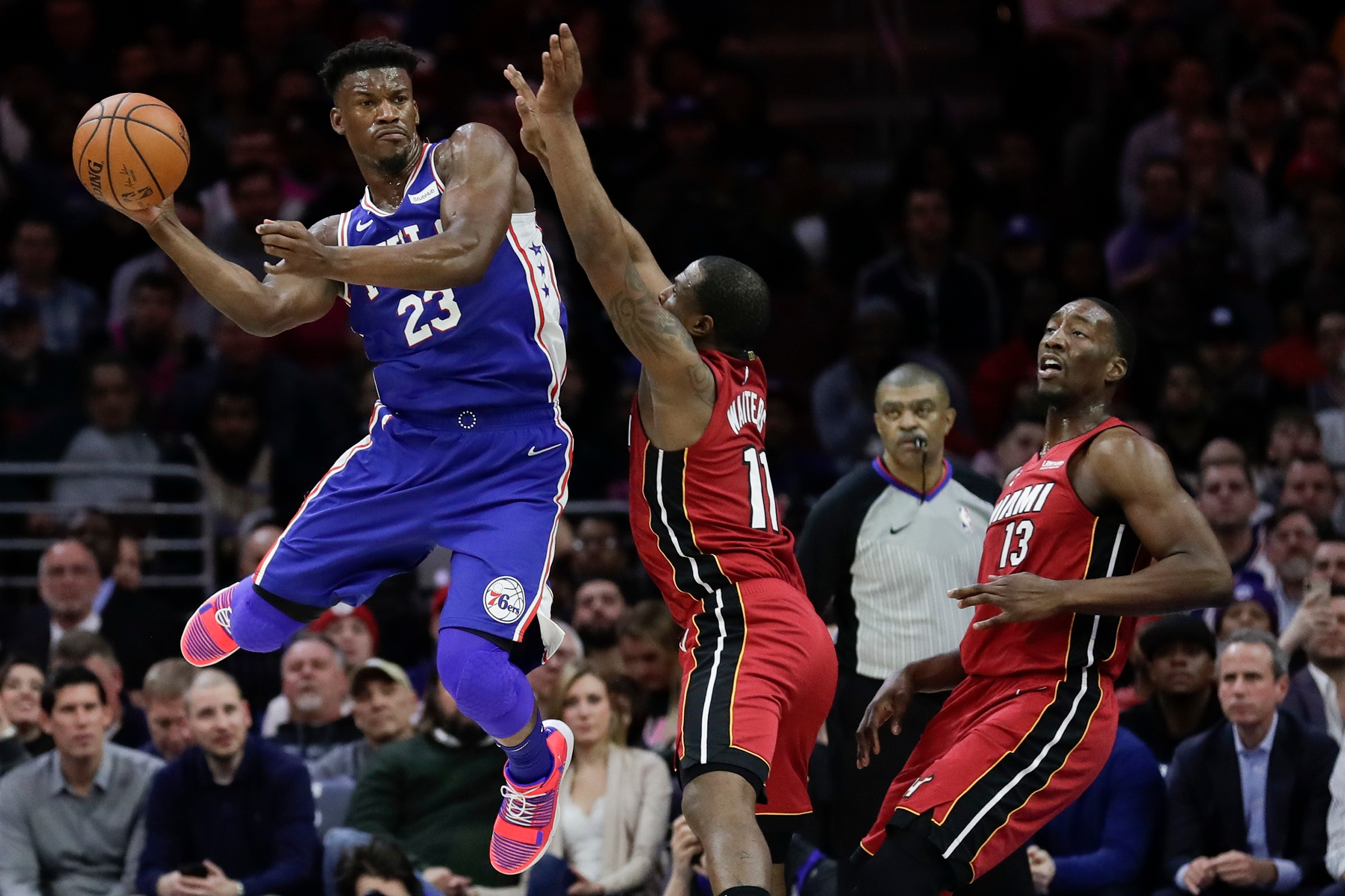 Sixers Jimmy Butler Is A Franchise Guy Because Of His Record In Close Games Agent Says