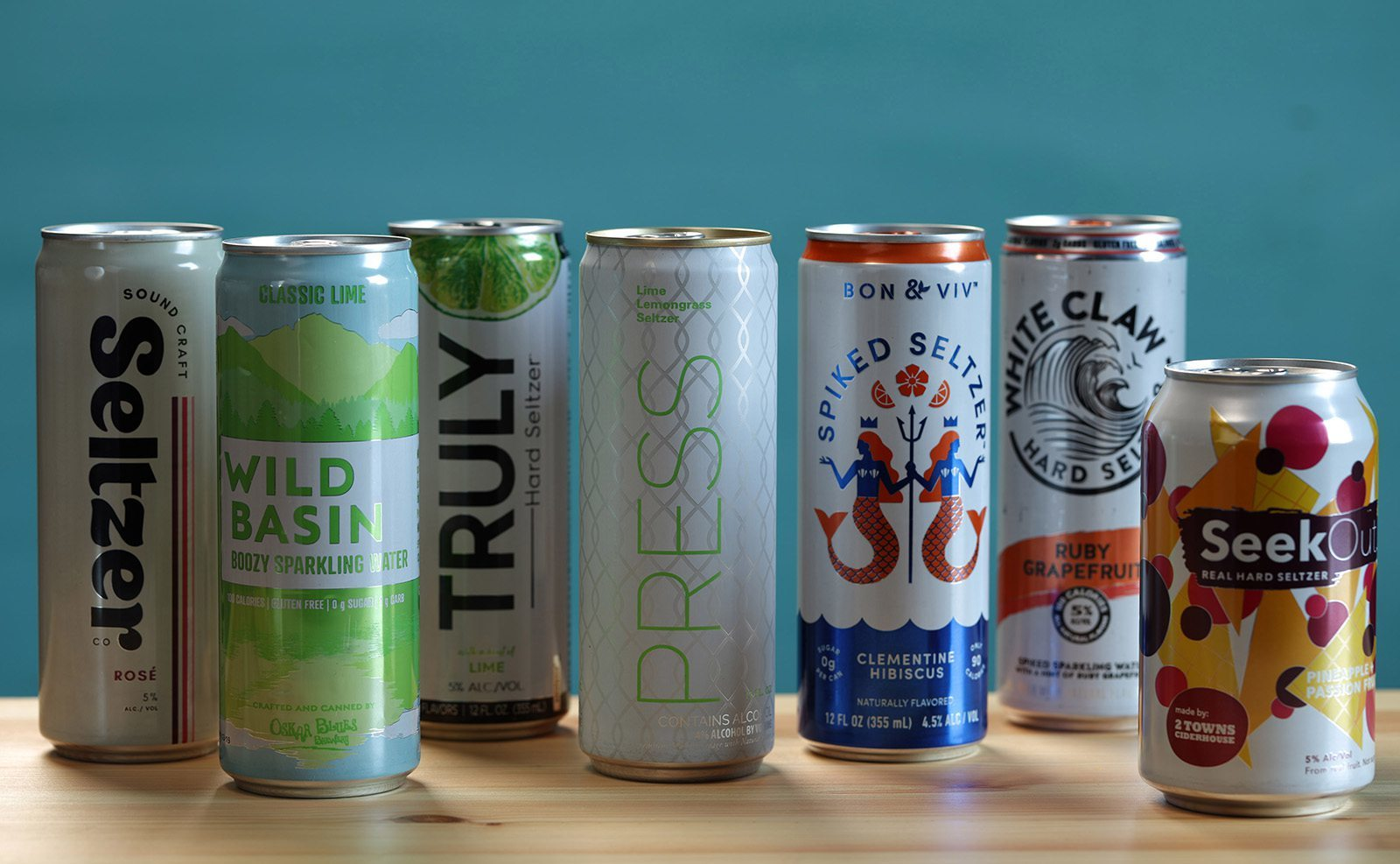 The Hard Truth About Hard Seltzer It S Not As Healthy As You May Think