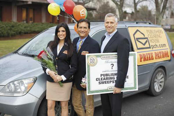 You want $2 million? Publishers Clearing House may have a check with