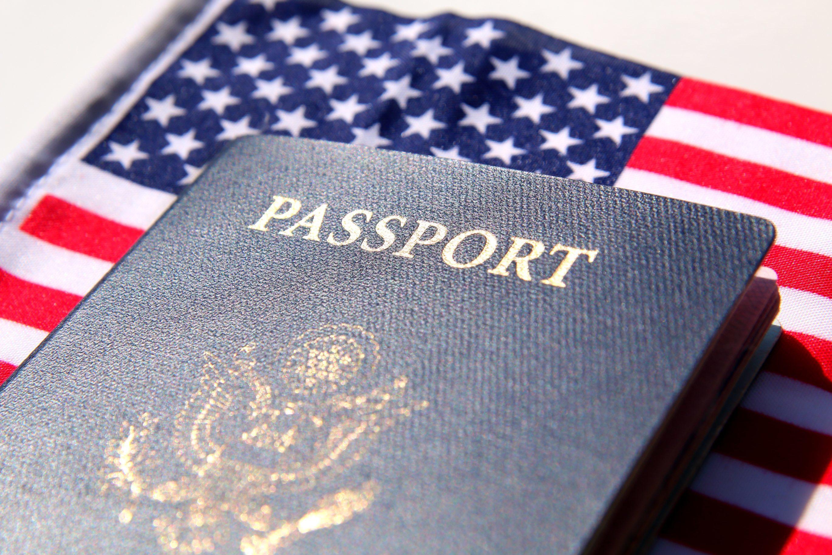 U.S. stops issuing passports, except in emergencies