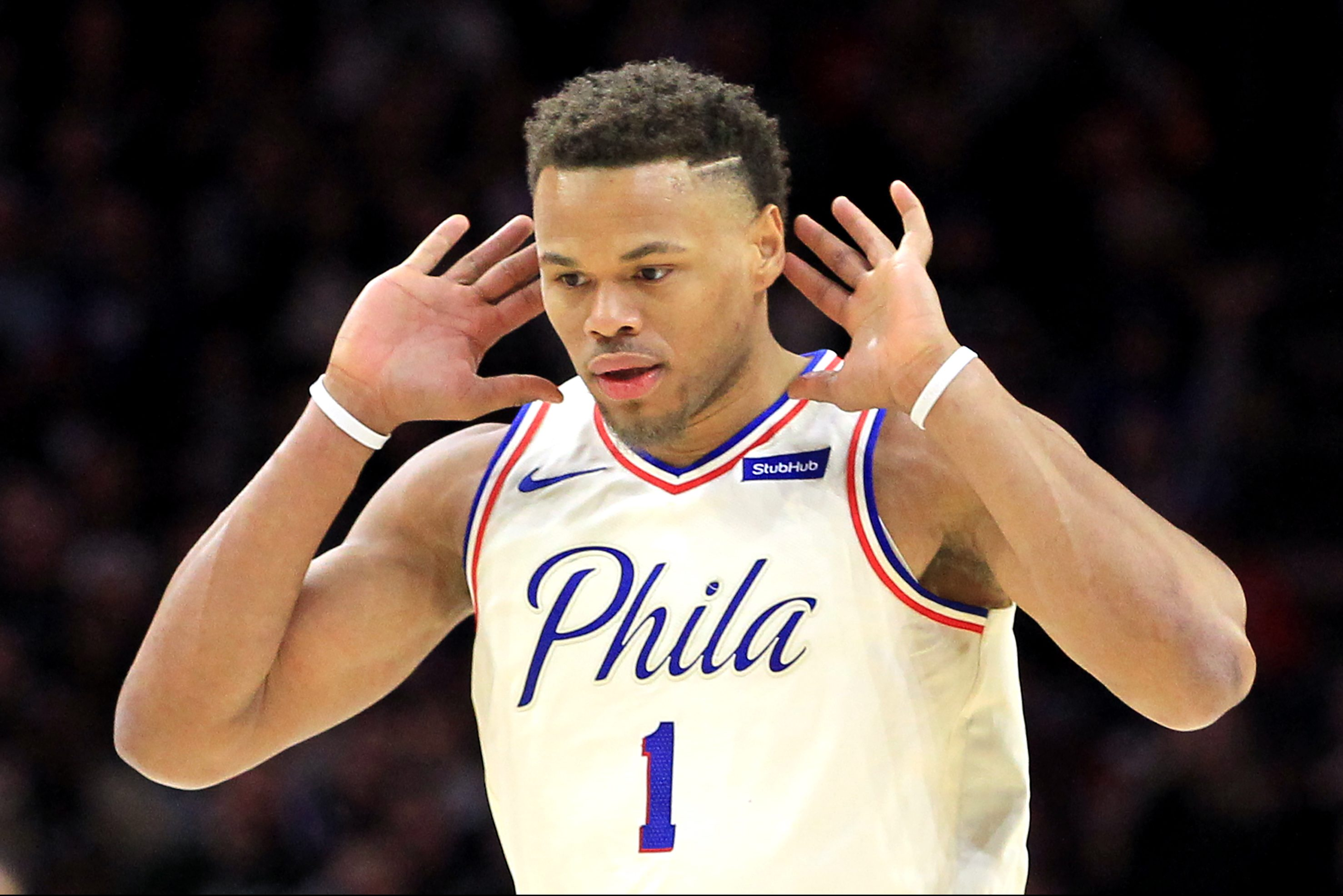 c0a831d91 Justin Anderson slept through Sixers trade that sent him to Hawks