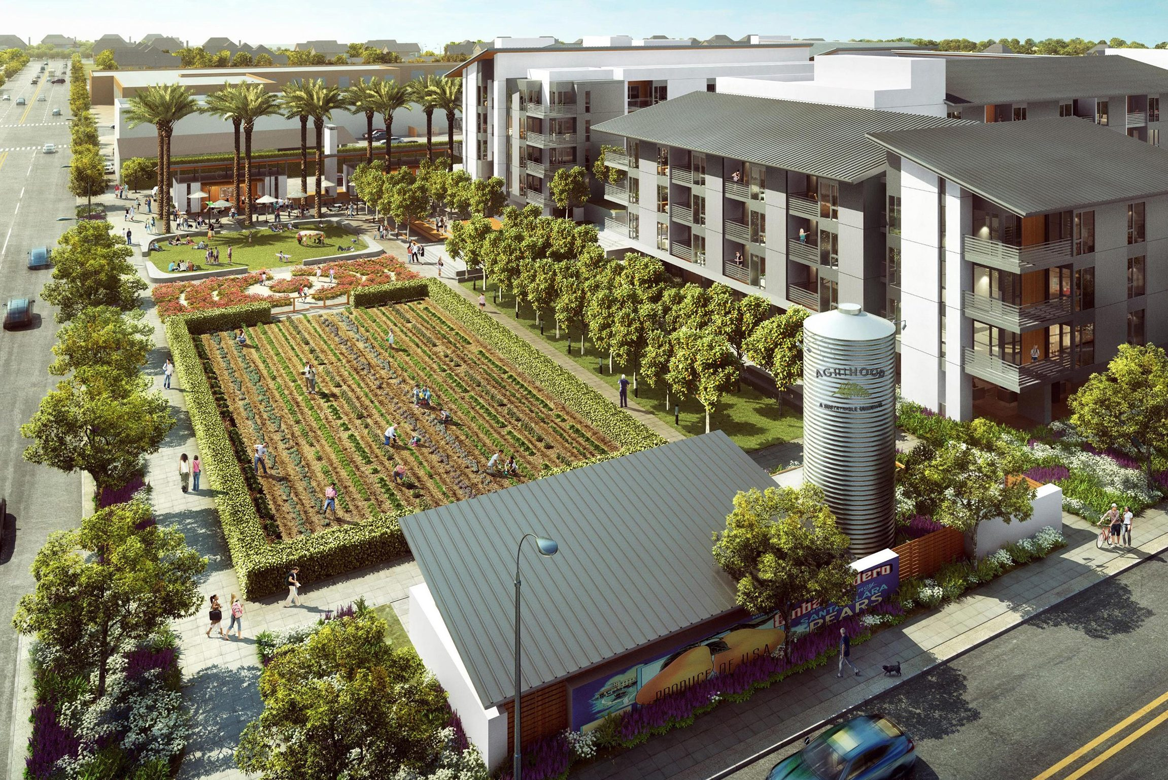 Farm to your table? How 'agrihoods' can create access to fresh food