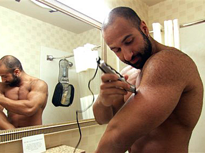 Men redefining 'manly' _ and not just for laughs