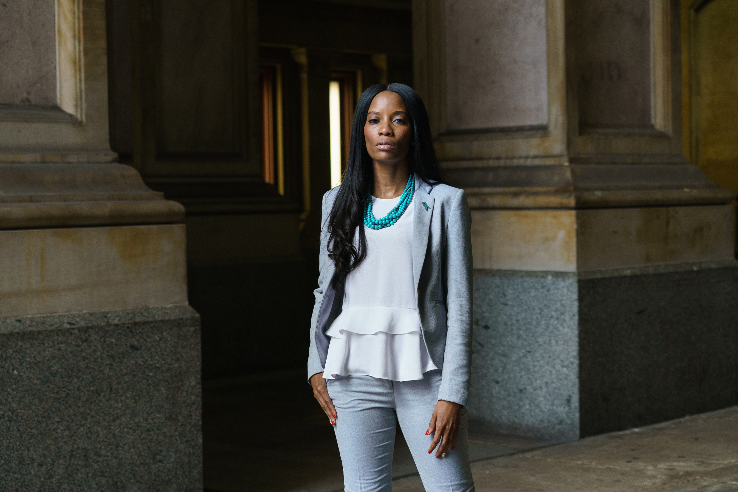fb99d89198 'I suffered in silence for 12 years': Rape survivor helps black women talk  about sexual violence