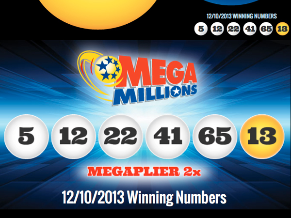 Mega Millions Winning Numbers Are In